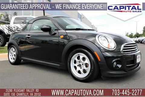 2014 MINI Coupe for sale in Chantilly, VA