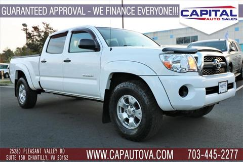 2011 Toyota Tacoma for sale in Chantilly, VA