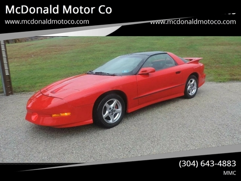 1996 Pontiac Firebird for sale in Harrisville, WV