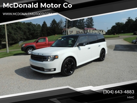 2016 Ford Flex for sale in Harrisville, WV