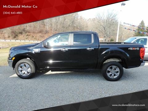 2019 Ford Ranger for sale in Harrisville, WV