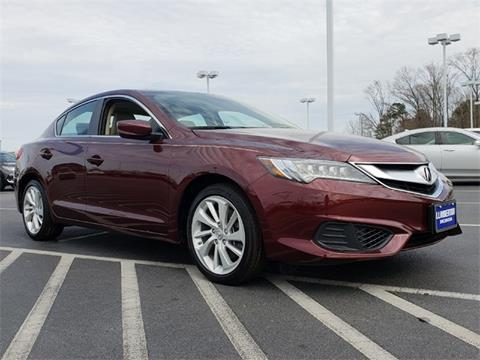 2016 Acura ILX for sale in Lumberton, NC