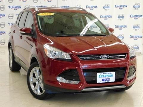 used ford escape for sale in erie pa. Black Bedroom Furniture Sets. Home Design Ideas