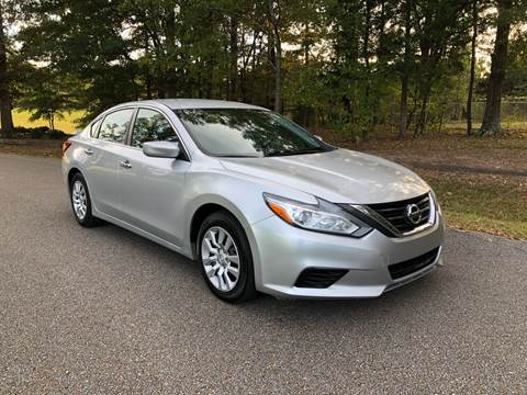 2016 Nissan Altima for sale in Corinth, MS