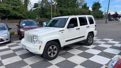 2009 Jeep Liberty for sale in Bremerton, WA