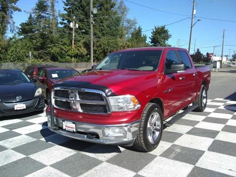 2010 Dodge Ram Pickup 1500 for sale in Bremerton, WA