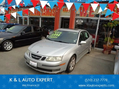 2007 Saab 9-3 for sale in Richmond, CA