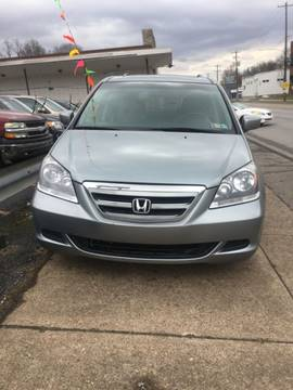 2007 Honda Odyssey for sale in Harrisburg, PA