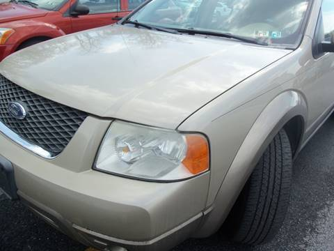 2006 Ford Freestyle for sale in Harrisburg, PA
