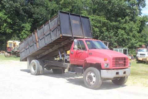 1999 GMC C7500 for sale in Plymouth, NC