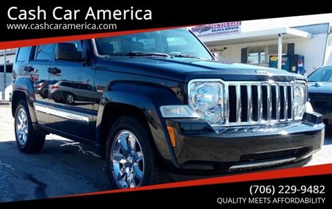 2008 Jeep Liberty for sale in Dalton, GA