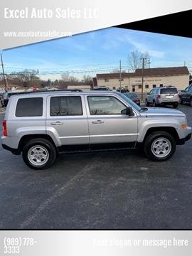 2013 jeep patriot sport in kawkawlin mi excel auto sales llc