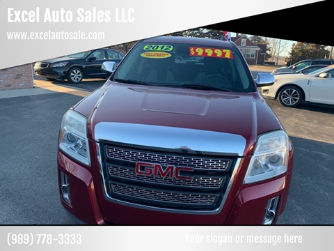 2012 GMC Terrain for sale in Kawkawlin, MI