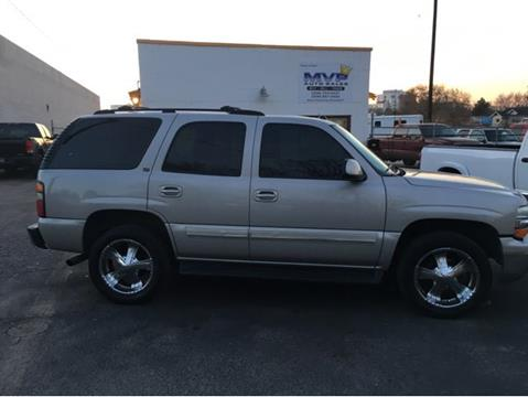 Chevy tahoe for sale boise