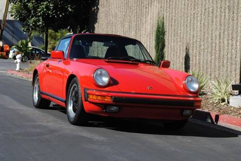 1988 Porsche 911 Carrera for sale in Costa Mesa, CA