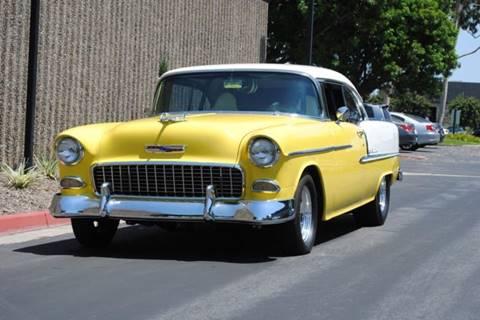 1955 Chevrolet Bel Air For Sale In Costa Mesa CA