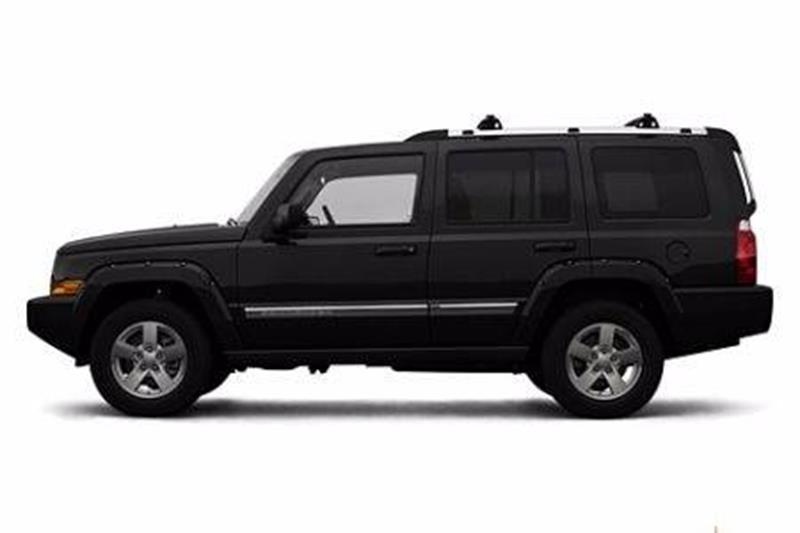 2007 Jeep Commander for sale at Spark Automotive in Sioux Falls SD