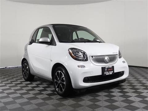 2017 Smart fortwo electric drive for sale in Milwaukie, OR