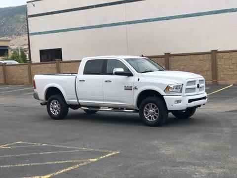 2017 RAM Ram Pickup 2500 for sale in Centerville, UT