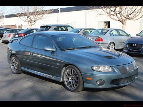 2005 Pontiac GTO for sale in Mountain View, CA