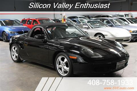 2001 Porsche Boxster for sale in Mountain View, CA