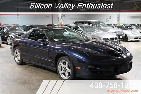 2001 Pontiac Firebird for sale in Mountain View, CA