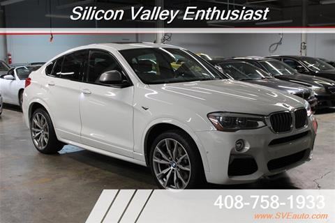 BMW Mountain View >> 2017 Bmw X4 For Sale In Mountain View Ca