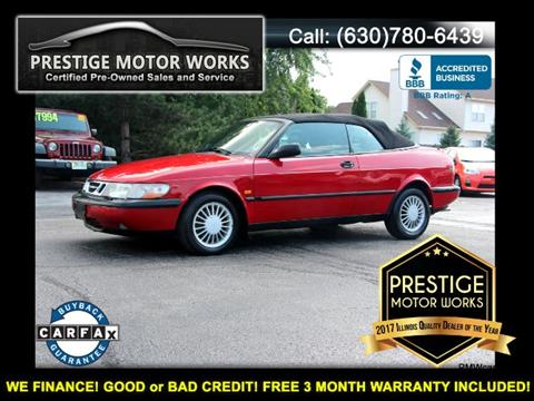 1995 Saab 900 for sale in Naperville, IL