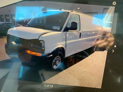 fd5bd9c8a9 2018 Chevrolet Express Cargo for sale in West Long Branch