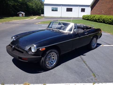 1977 MG MGB for sale in Lexington, SC