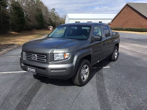 2007 Honda Ridgeline for sale in Lexington, SC