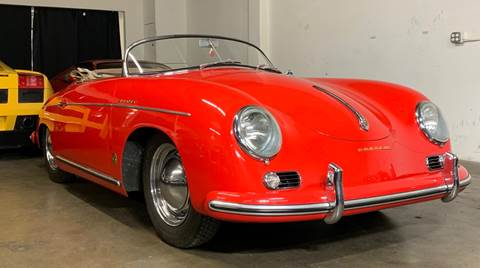 1956 Porsche 356 Speedster for sale in Orange, CA