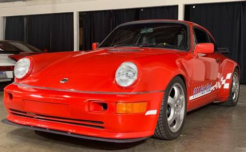 1986 Porsche 911 for sale in Orange, CA