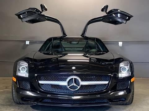 2012 Mercedes-Benz SLS AMG for sale in Orange, CA