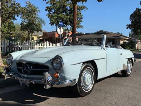 1959 Mercedes-Benz SL-Class for sale in Orange, CA