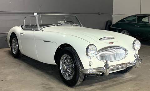 1962 Austin-Healey 3000 for sale in Orange, CA