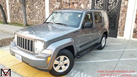 2012 Jeep Liberty for sale in Sacramento, CA