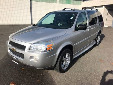 2008 Chevrolet Uplander for sale in Tacoma, WA