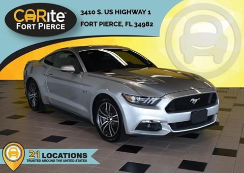2017 Ford Mustang for sale in Fort Pierce, FL