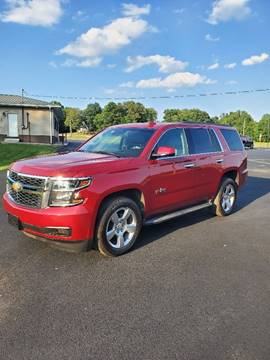 Chevy Tahoe For Sale Near Me >> 2015 Chevrolet Tahoe For Sale In Columbia Ky