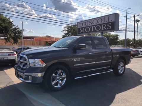 2016 RAM Ram Pickup 1500 for sale in Austin, TX