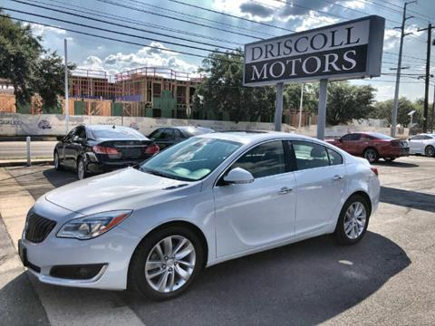 2014 Buick Regal for sale in Austin, TX