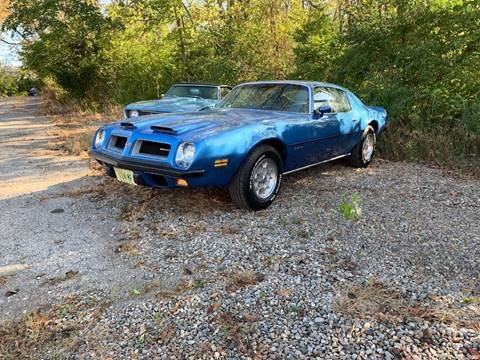 1974 Pontiac Firebird for sale in Cleves, OH