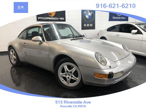 1998 Porsche 911 for sale in Roseville, CA