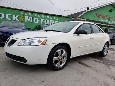 2008 Pontiac G6 for sale in Dallas, TX