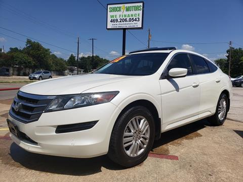 2012 Honda Crosstour for sale in Garland, TX