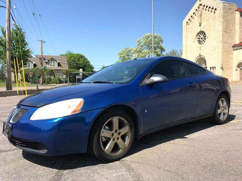 2006 Pontiac G6 for sale in Newport, MN