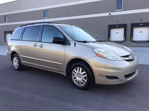 2006 Toyota Sienna for sale at Angies Auto Sales LLC in Newport MN