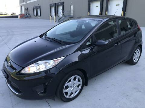 2011 Ford Fiesta for sale at Angies Auto Sales LLC in Newport MN
