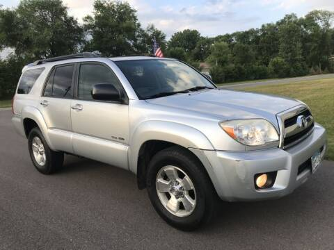 2006 Toyota 4Runner for sale at Angies Auto Sales LLC in Newport MN